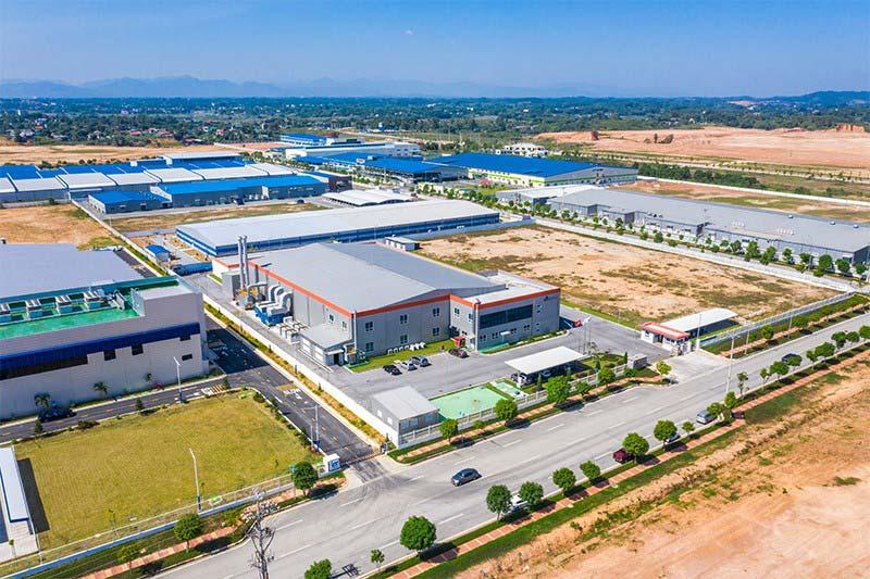 Tổng quan Khu công nghiệp Phú Hà