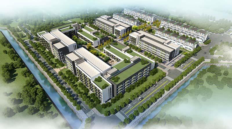 Hạ tầng xã hội Khu công nghiệp Phú Hà