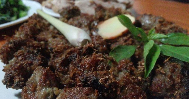 Thịt chó Phú Thọ