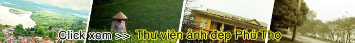 Cảnh đẹp Phú Thọ