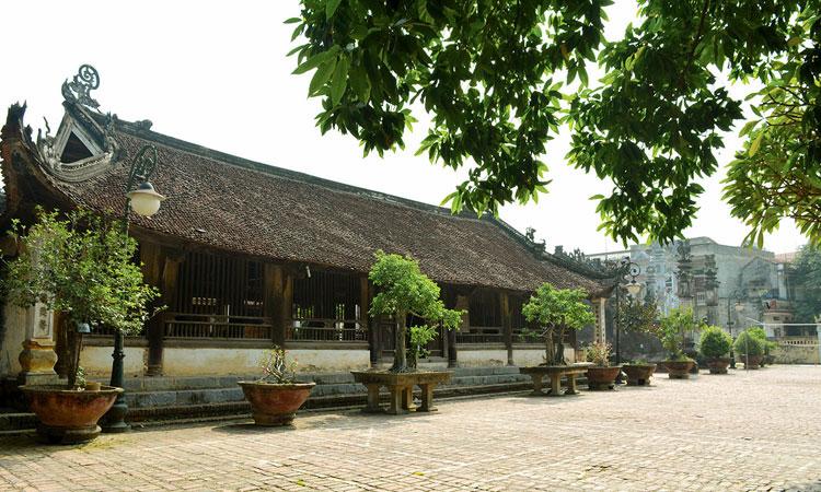 Đình Hùng Lô - Thành phố Việt Trì