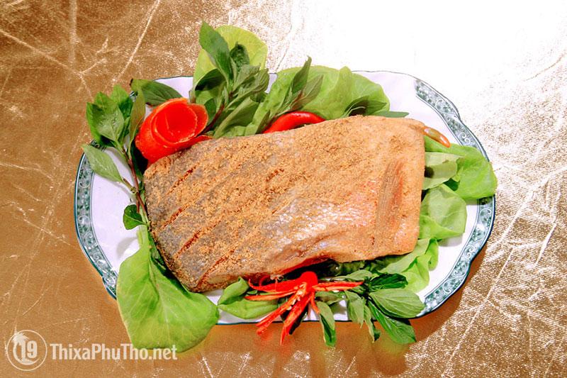Cá Thính Phú Thọ quê tôi