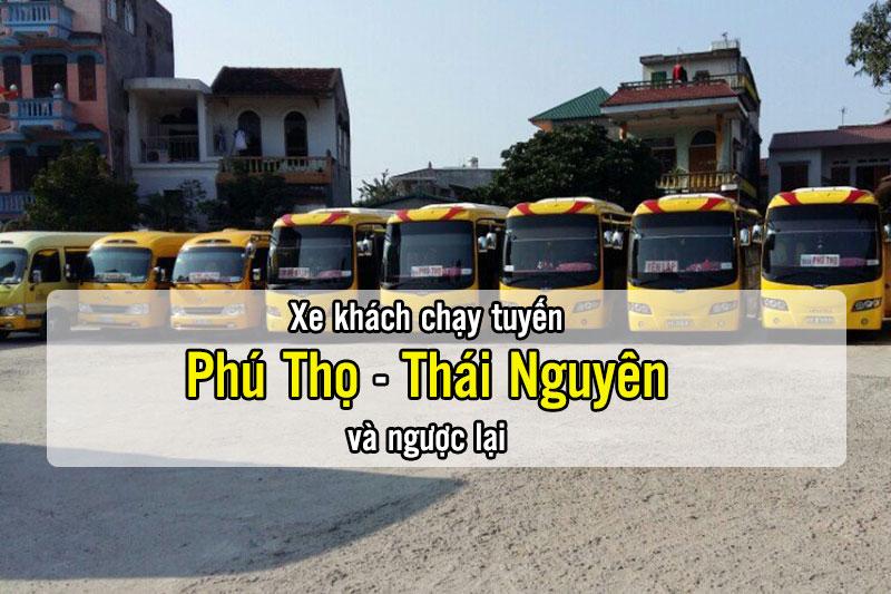 Xe khách Phú Thọ - Thái Nguyên