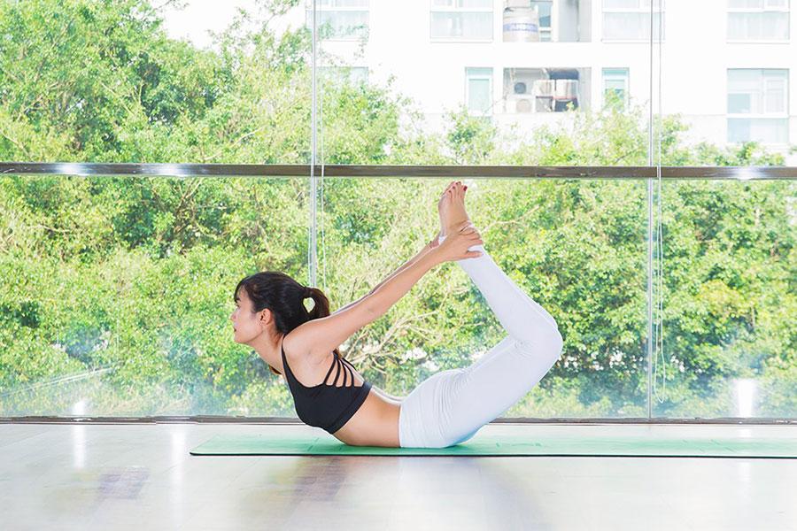 Cách tăng chiều cao đơn giản với bài tập Yoga kéo giãn