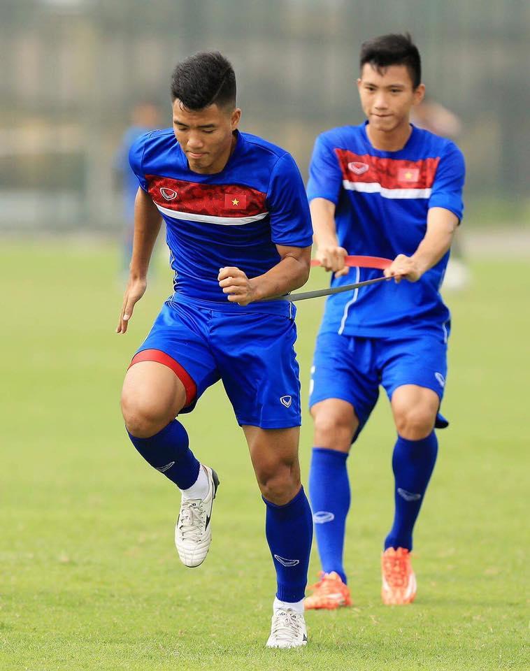 Hà Đức Chinh đội tuyển Việt Nam