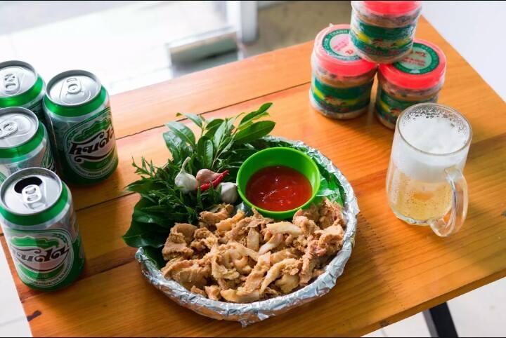 Thịt chua người Mường, Thanh Sơn, Phú Thọ