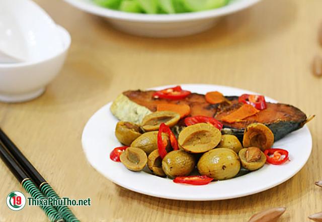 Cá kho trám om - Đặc sản Phú Thọ