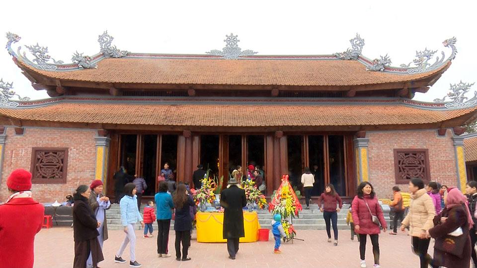 Chùa Thắng Sơn, thị xã Phú Thọ