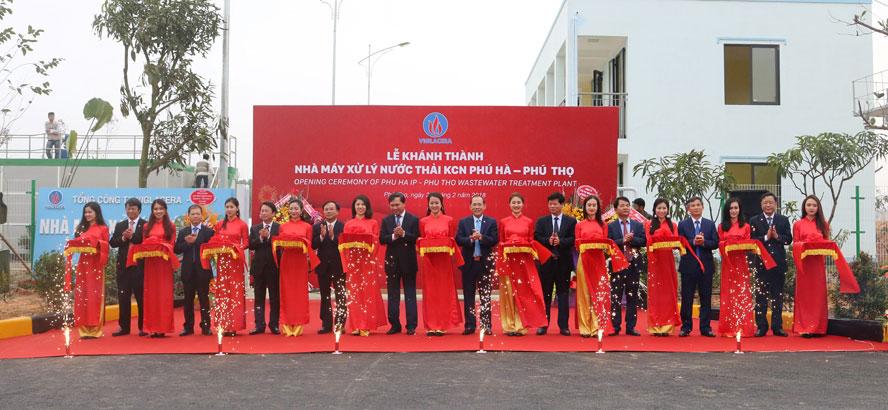 Nhà máy xử lý nước thải Phú Hà