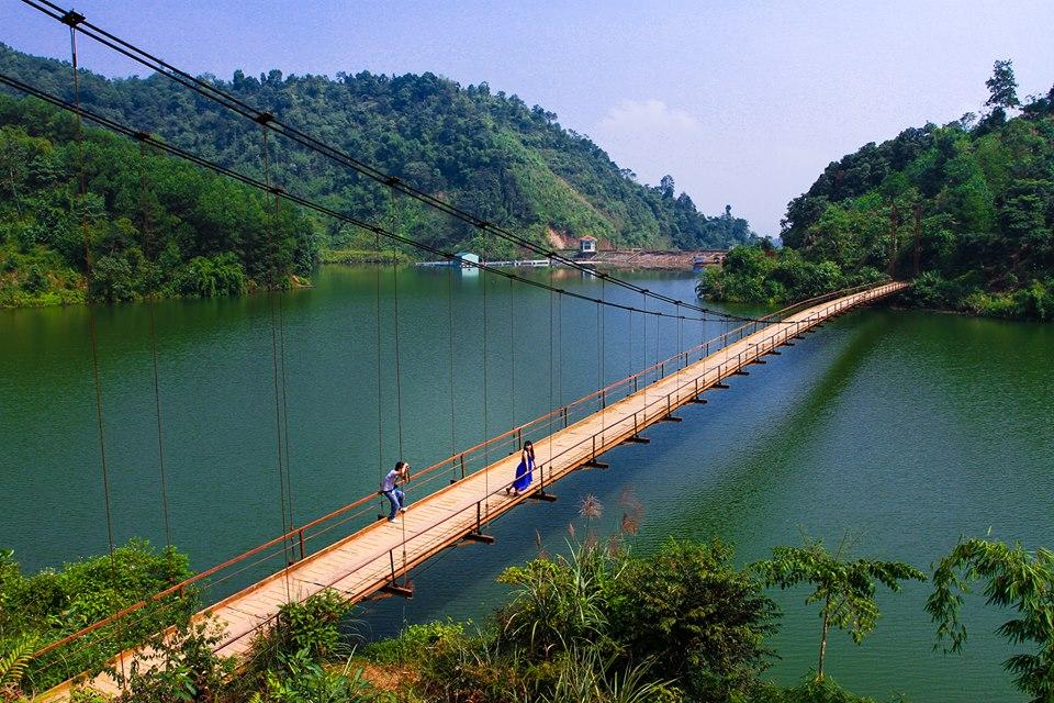 Hồ Ly - Yên Lập