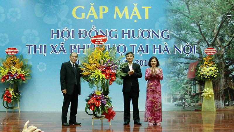 Hội đồng hương Thị xã Phú Thọ tại Hà Nội