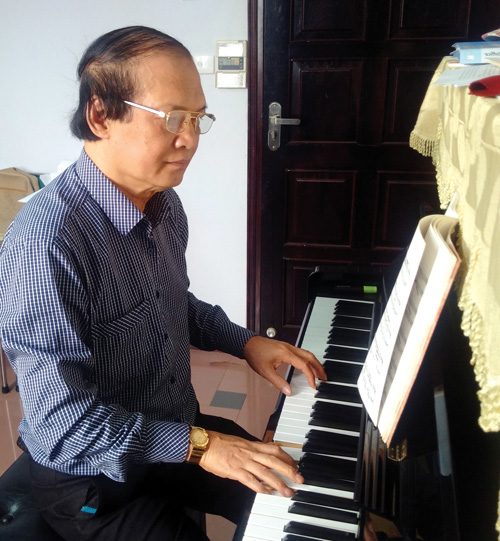 Nhạc sĩ Đào Đăng Hoàn