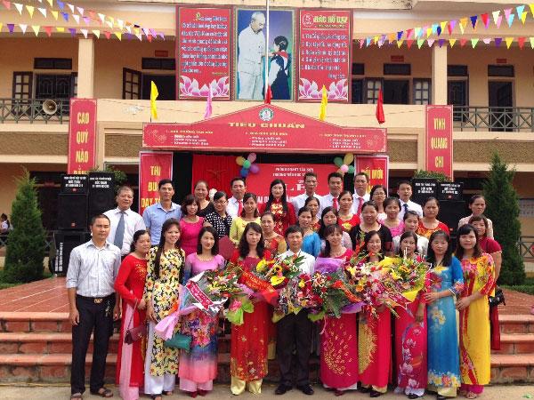Trường tiểu học Tân Phú, Tân Sơn, Phú Thọ