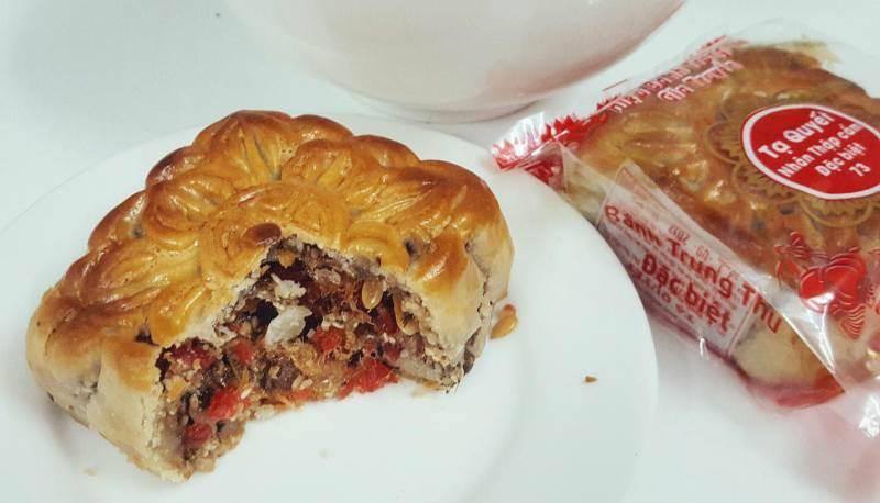 Bánh nướng nhân thập cẩm Tạ Quyết