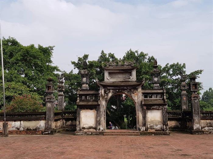 Đình làng Do Nghĩa (xã Sơn Vi, huyện Lâm Thao, tỉnh Phú Thọ)