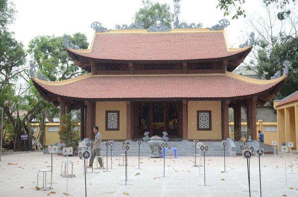 Miếu Đụ Đị, Lâm Thao, Phú Thọ