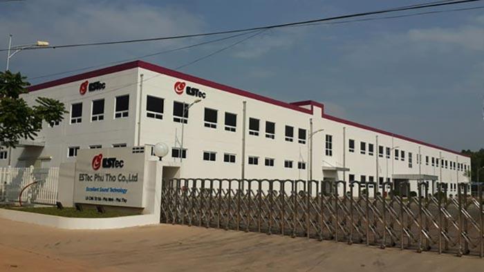 Công ty Estec Phú Thọ