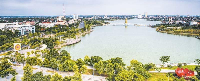 Diện mạo mới của thành phố Việt Trì