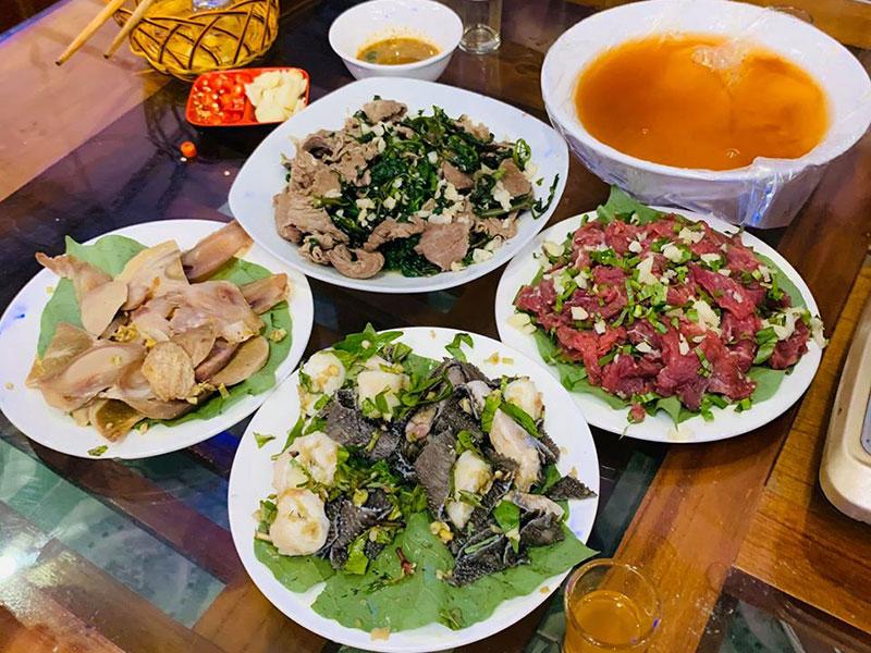 Thịt Trâu Khánh Mười
