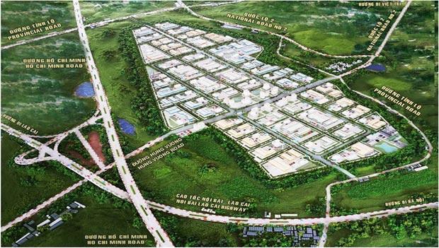 Khu công nghiệp Phú Hà