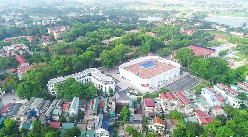 Trung tâm thương mại Vincom Phú Thọ