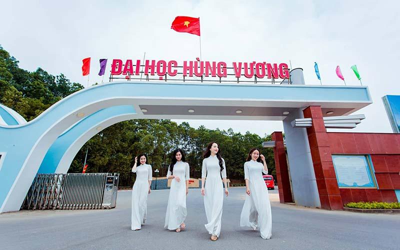 Đại học Hùng Vương, Phú Thọ
