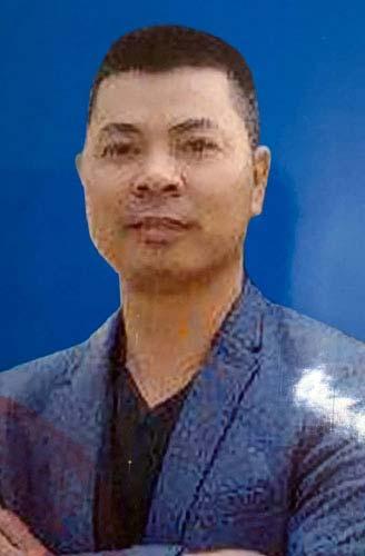 Đối tượng Nguyễn Quang Xuyến