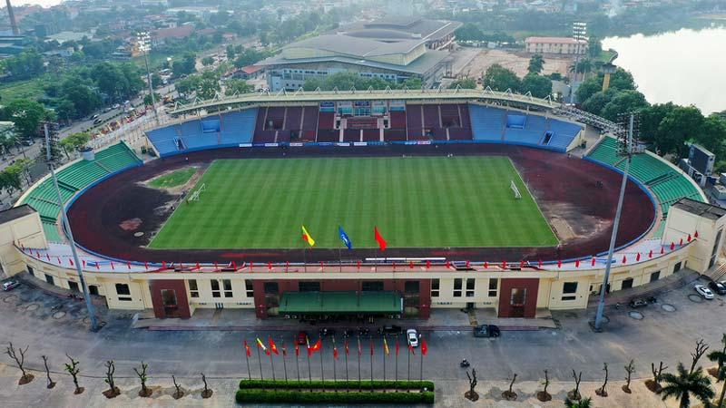 Sân Vận Động Việt Trì, Phú Thọ