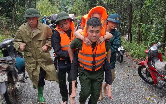 Sạt lở đất 2 người tử vong ở Hạ Hòa, Phú Thọ