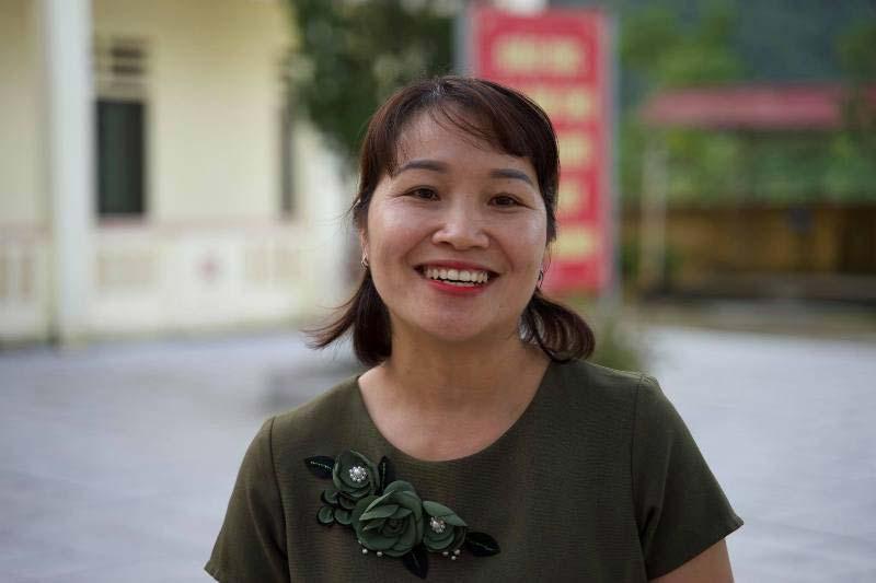Cô Hà Thị Hội