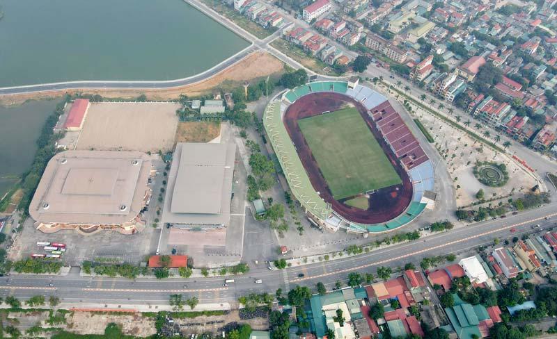 Khu Liên hợp Thể dục thể thao tỉnh Phú Thọ