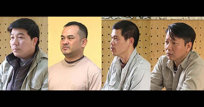 Cục phó Cục Quản lý thị trường tỉnh Phú Thọ bị bắt