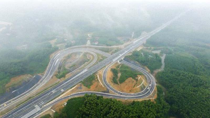 Cao tốc Tuyên Quang-Phú Thọ
