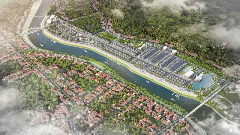 Dự án Thanh Sơn Riverside, Phú Thọ