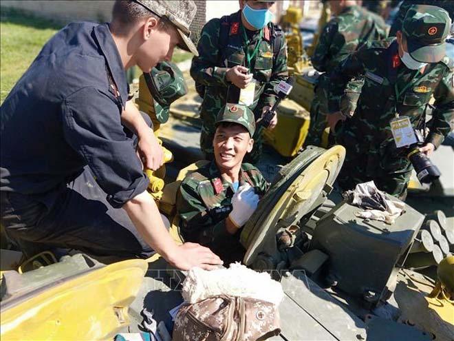 Thiếu tá Trần Việt Hải