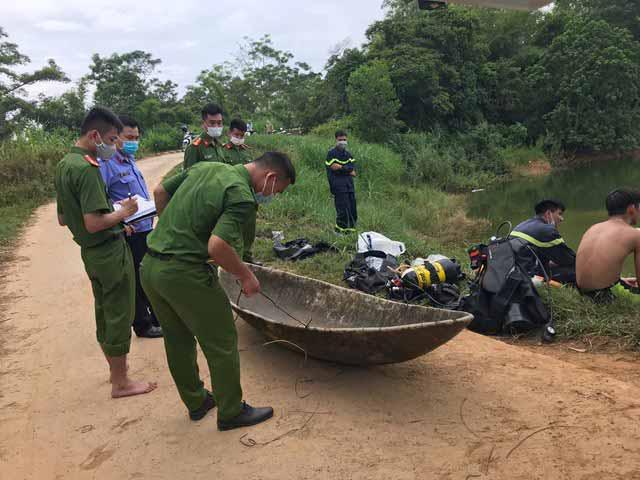 Phó trưởng Công an và Trưởng Phòng Văn hóa huyện Cẩm Khê, Phú Thọ bị đuối nước tử vong