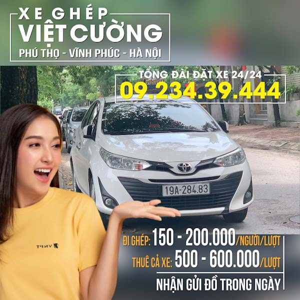 Kinh nghiệm giúp bạn chọn xe ghép Việt Trì chất lượng tốt nhất