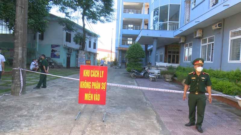 Thị xã Phú Thọ triển khai các biện pháp cấp bách trước ca nghi ngờ dương tính với Covid-19 đi qua địa bàn