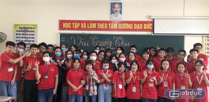 Học sinh thị xã Phú Thọ đạt 2 giải Vàng tại vòng loại Quốc gia Kỳ thi Olympic